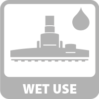 Wet  use
